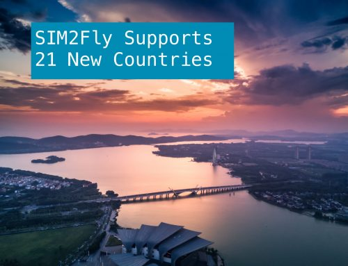 AIS SIM2Fly Adds Support for 29 New Countries